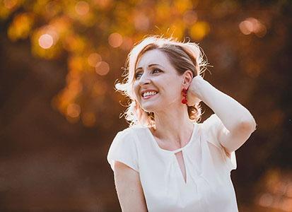 Menopausa: come può aiutarti l'autotrattamento con la Digitopressione?
